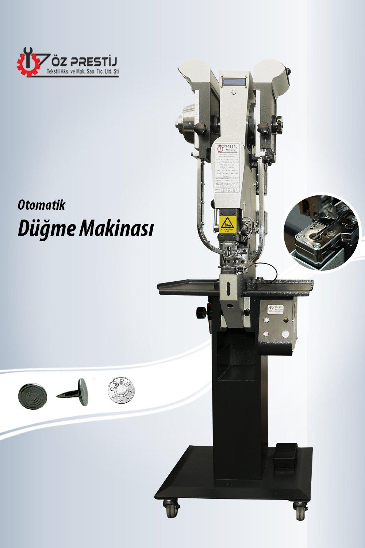 Otomatik Düğme Makinası